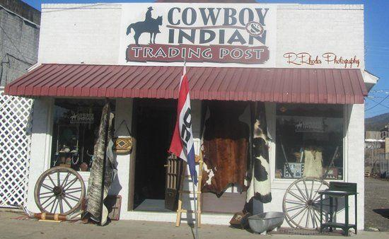 Cowboy & Indian Trading Post